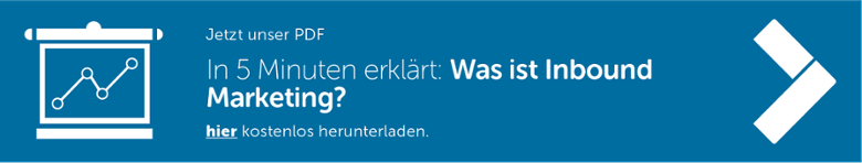 was ist InBound Marketing - kurz erklärt.